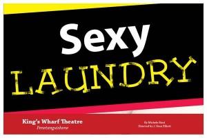 Sexy Laundry - Drayton Poster