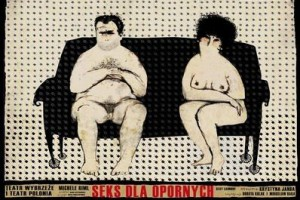 Sexy Laundry - Poland Poster
