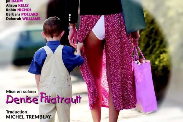 Appelez-moi Maman - Théâtre Juste Pour Rire Poster
