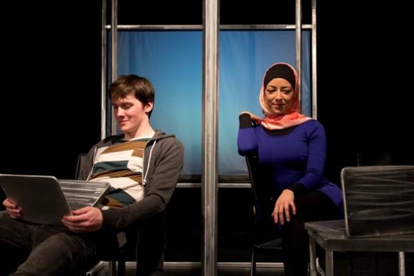 Geordie Productions - Ian Geldart & Mariana Tayler