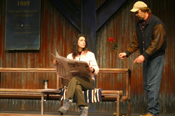 2007_008 Cailin Stadnyk as Donna and Jackson Davies as Teddy, Photo by David Cooper