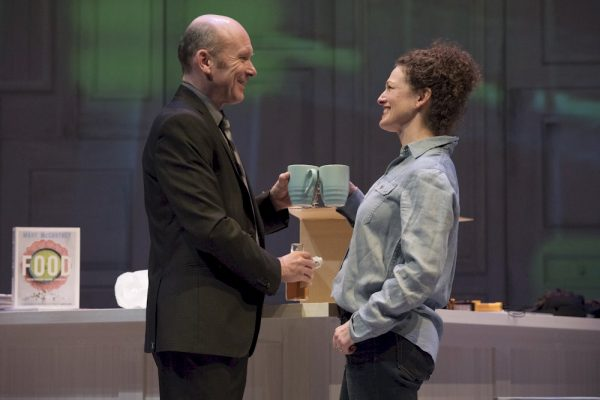 Hrothgar Mathews, Jennifer Lines. Photo David Cooper