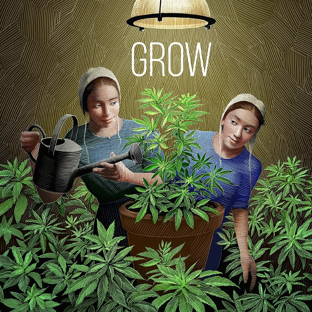 POSTPONED: Grow – The Grand Theatre (London, ON) April 14 to May 2, 2020