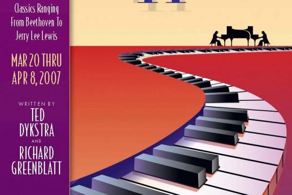 2P4H - Maltz Jupiter Theatre Poster