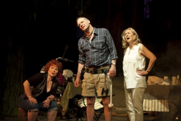 Beverley Elliott, Andrew Wheeler, and Susinn McFarlen , Photo by Emily Cooper