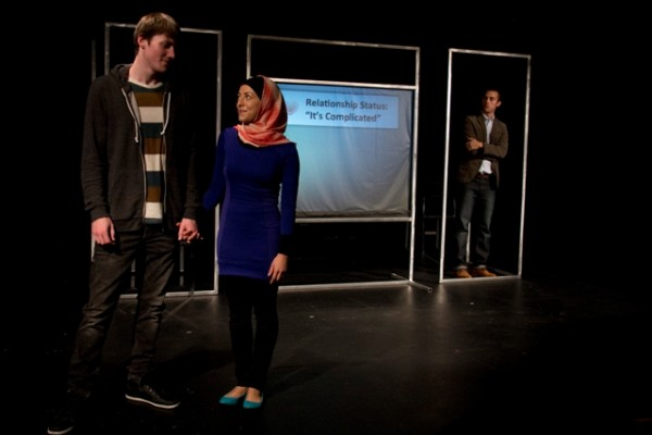 Geordie Productions -Ian Geldart, Mariana Tayler & David Sklar