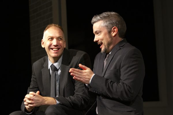 Mark Crawford & Paul Dunn, Blyth Theatre Festival. Photos: Terry Manzo