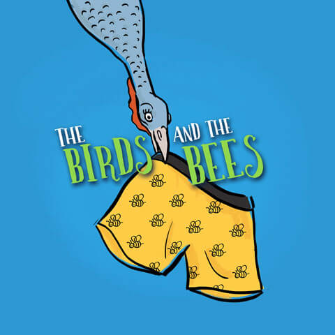 the birds in the bees The birds and the bees may 30 through june 16, 2018 comedy by mark  crawford directed by matthew gorman sarah, a turkey farmer, has left her  husband.