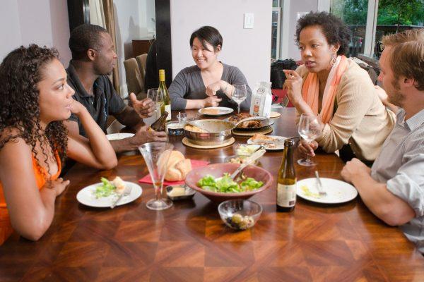 Cherissa Richards, Awaoevieye Agie, Susan Locke, Marci T House, Eli Ham. Photo: LV Imagery