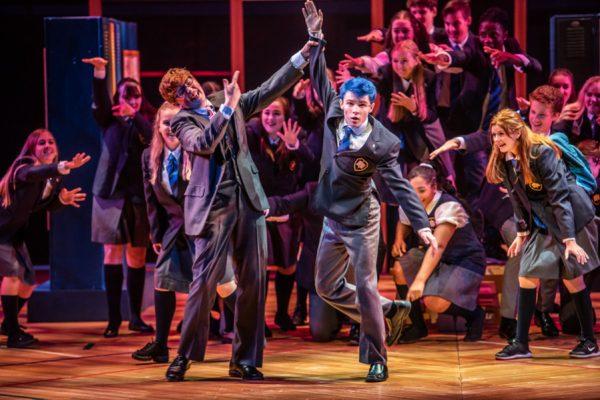 Company of Prom Queen, The Grand Theatre, 2018. Photo Dahlia Katz