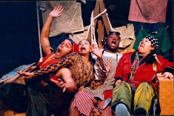 Bluenose - Black Theatre Workshop + Geordie Productions. Photo: Zoe Tousignant